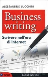 Business writing, di Alessandro Lucchini