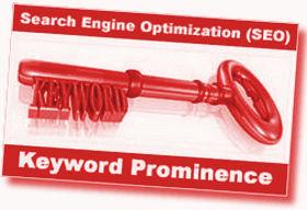 Keyword prominence: prominenza delle parole chiave per il posizionamento