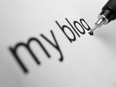 costruire un blog