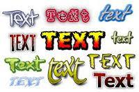scrivere un testo