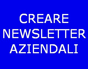 creare newsletter
