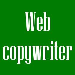 web copywriter