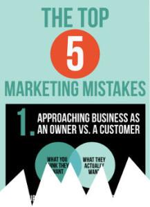 errori digital marketing