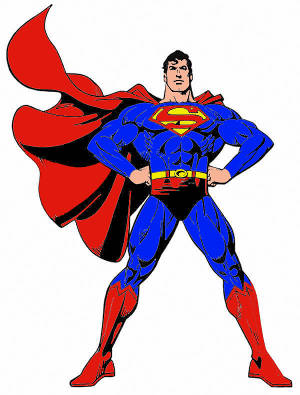 blogger supereroe
