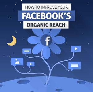 aumentare portata organica fan page facebook