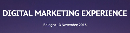 digital marketing experience