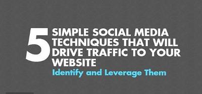 portare traffico web