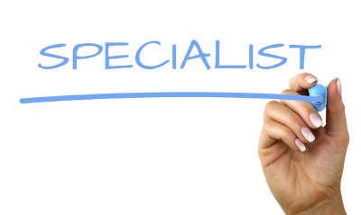specialista di settore